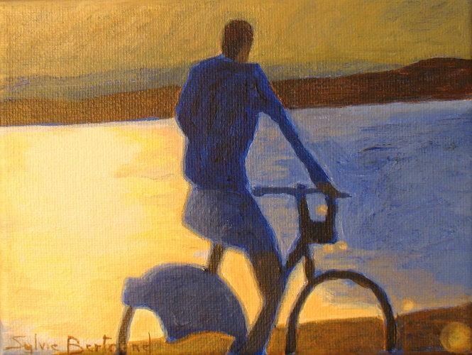 2-cycliste-promenade-des-anglais-sylvie-bertrand-artiste-peintre-vieux-nice-art-galerie-gallery-atelier-peinture-tableau
