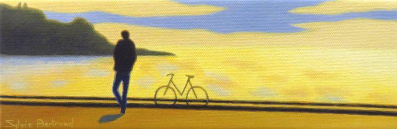 promenade-devant-la-mer-inspire-du-quai-rauba-capeu-nice-sylvie-bertrand-peintre-vieux-nice-image-silhouette-lumiere-soleil-mer-jaune-photo-peinture-tableau-artiste-peintre-vieux-nice-art-galerie-gallery