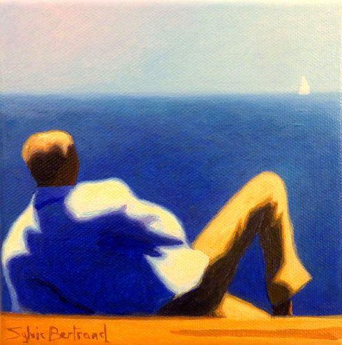 reverie-devant-la-mer-inspire-de-la-promenade-des-anglais-nice-homme-silhouette-solitaire-sylvie-bertrand-peintre-nice-image-photo-peinture-tableau-artiste-peintre-vieux-nice-art-galerie-gallery