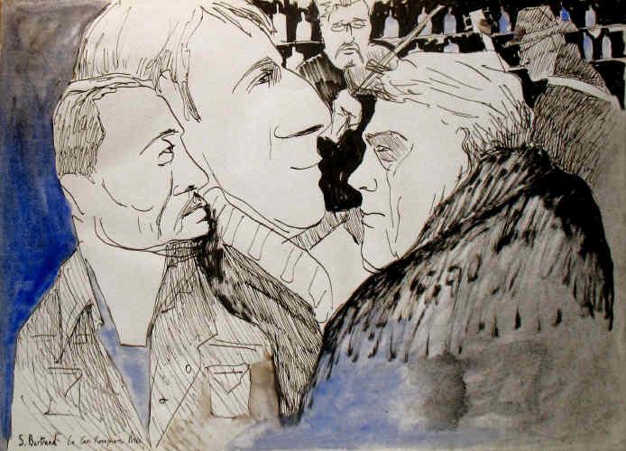 23-nice-jazz-au-cafe-cave-romagnan-dessin-aquarelle-caricature-sylvie-bertrand-peintre-vieux-nice-atelier-galerie-peinture-gallery-painting-painter