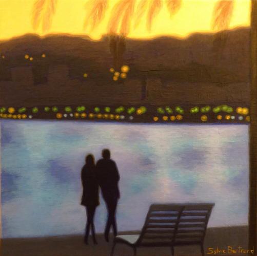 lumieres-de-la-nuit-inspire-de-la-promenade-des-anglais-nice-sylvie-bertrand-peintre-nice-atelier-painter-painting-peintures-galerie-gallery-art