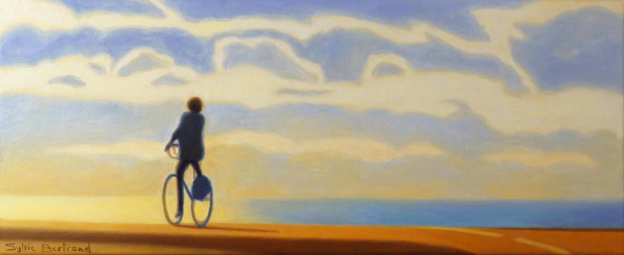 nuages-lumiere-et-cycliste-inspire-du-quai-rauba-capeu-nice-sylvie-bertrand-artiste-peintre-nice-tableau-peinture-art-galerie-atelier-gallery-vieux-nice