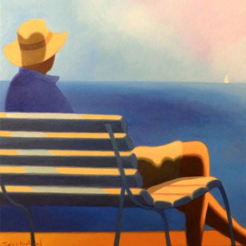 reverie-devant-la-mer-inspire-de-la-promenade-des-anglais-nice-homme-au-chapeau-sylvie-bertrand-peintre-nice-image-photo-peinture-tableau-artiste-peintre-vieux-nice-art-galerie-gallery