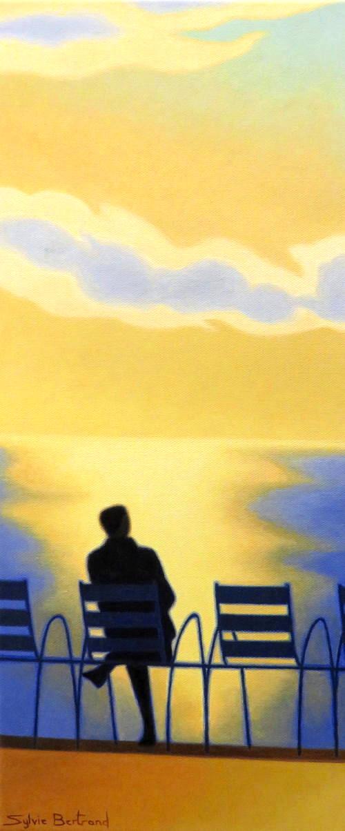 reverie-sur-une-chaise-bleue-inspire-de-la-promenade-des-anglais-nice-sylvie-bertrand-peintre-vieux-nice-image-silhouette-lumiere-photo-peinture-tableau-artiste-peintre-vieux-nice-art-galerie-gallery-500
