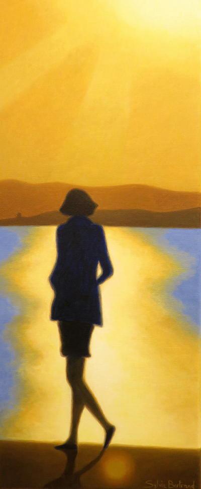 silhouette-et-lumiere-inspire-de-la-promenade-des-anglais-nice-atelier-sylvie-bertrand-peintre-nice-painter-peintures-paintings-galerie-gallery-art