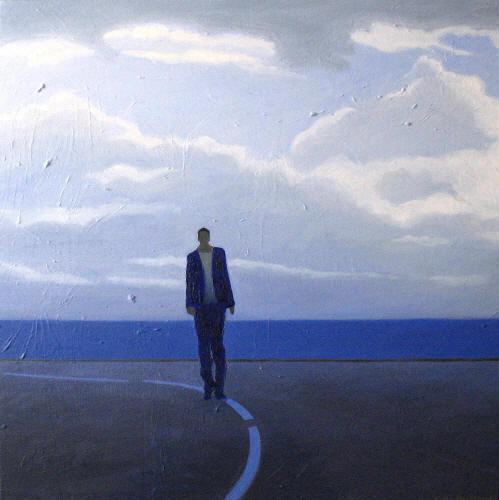 silhouette-sous-les-nuages-inspiré-du-quai-rauba-capeu-nice-promeneur-solitaire-ombre-et-lumiere-atelier-sylvie-bertrand-peinture-artiste-peintre-tableau-image-photo-painting-painter-picture-galerie-vieux-nice-gallery-art