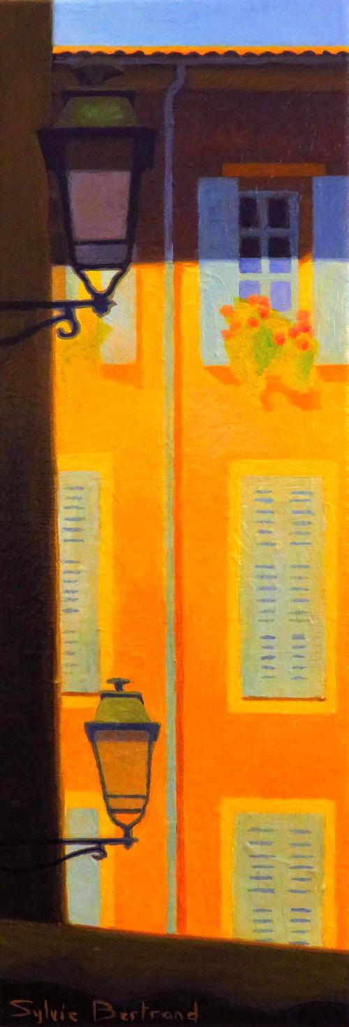 vieux-nice-lumiere-et-couleurs-inspire-du-vieux-nice-architecture-vieille-ville-rue-ruelle-atelier-sylvie-bertrand-nice-peintre-peinture-tableau-painter-painting-galerie-gallery-art